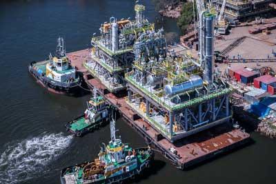 Serviços Marítimos